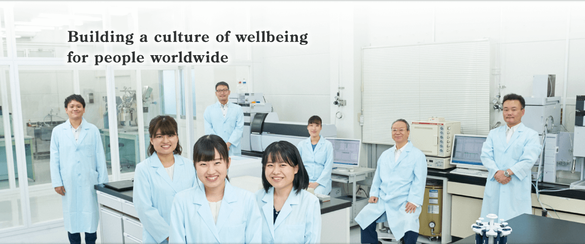 Building a culture of wellbeing for people worldwide